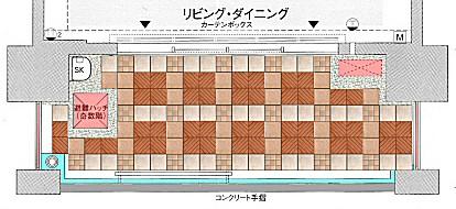 ウッドパネルデザイン例
