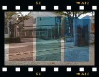 高性能日射遮蔽ガラスフィルム無反射タイプ